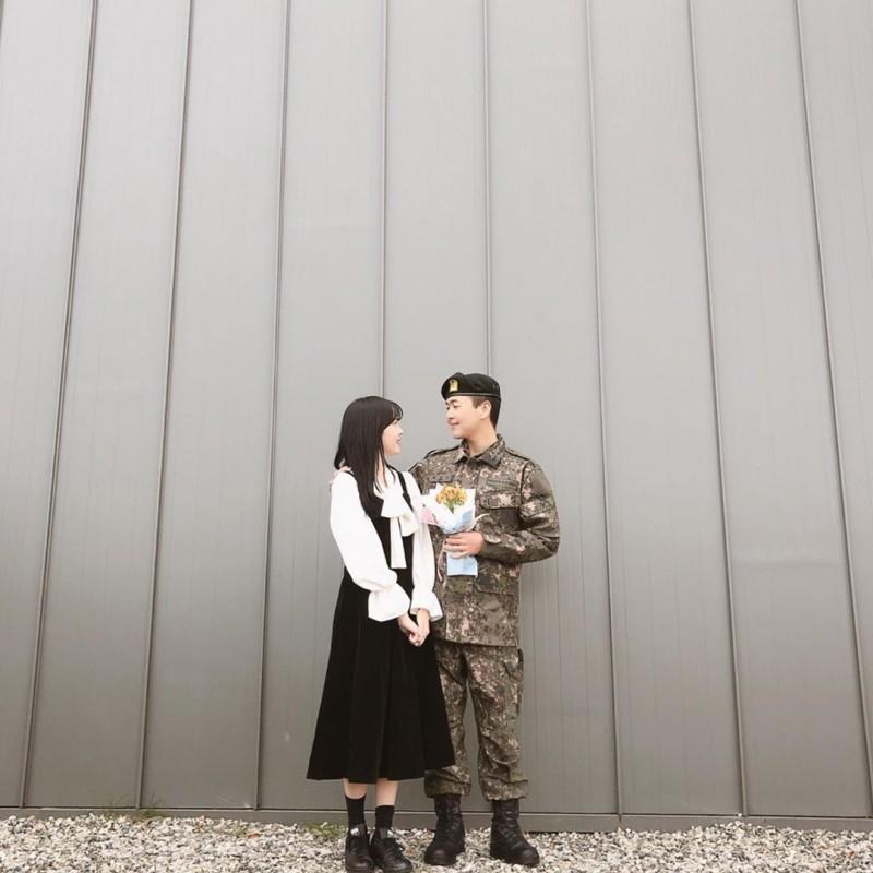 付き合う 韓国 語