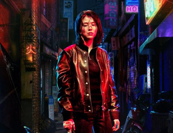 ハンソヒ主演Netflix新ドラマ「マイネーム」がティーザーポスターを公開