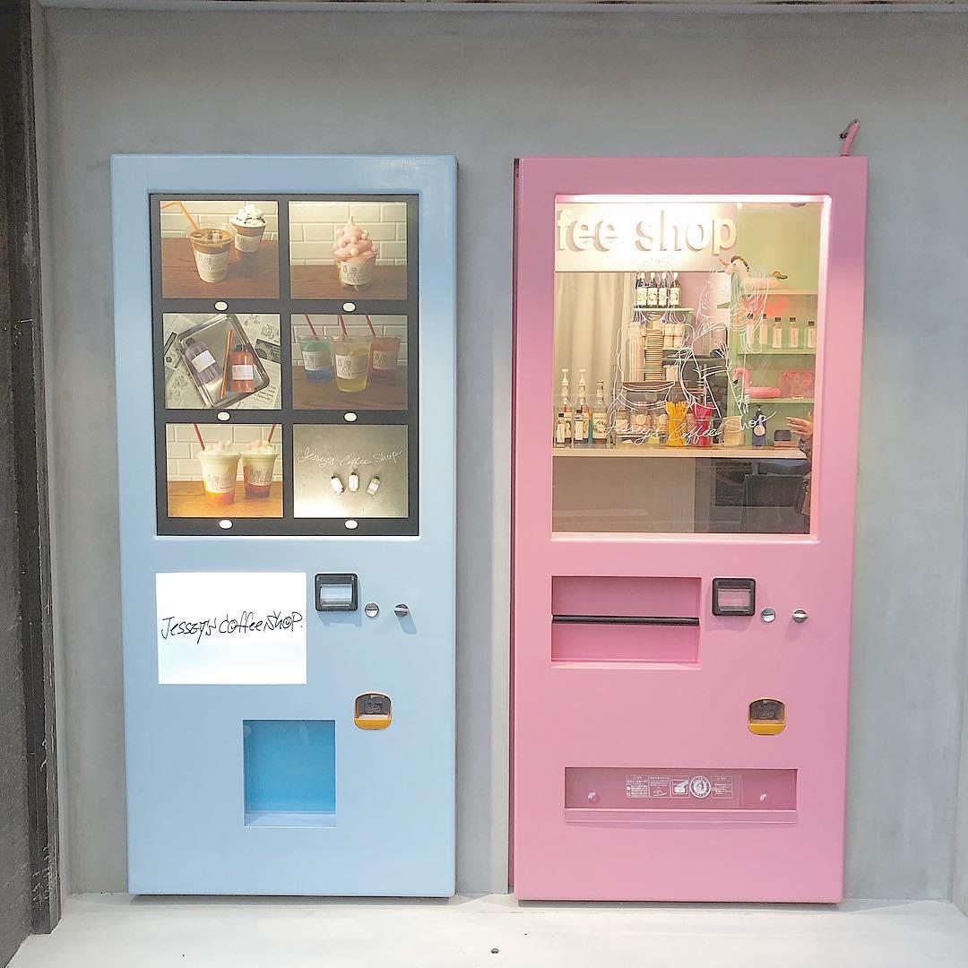 韓国 カフェ 大阪
