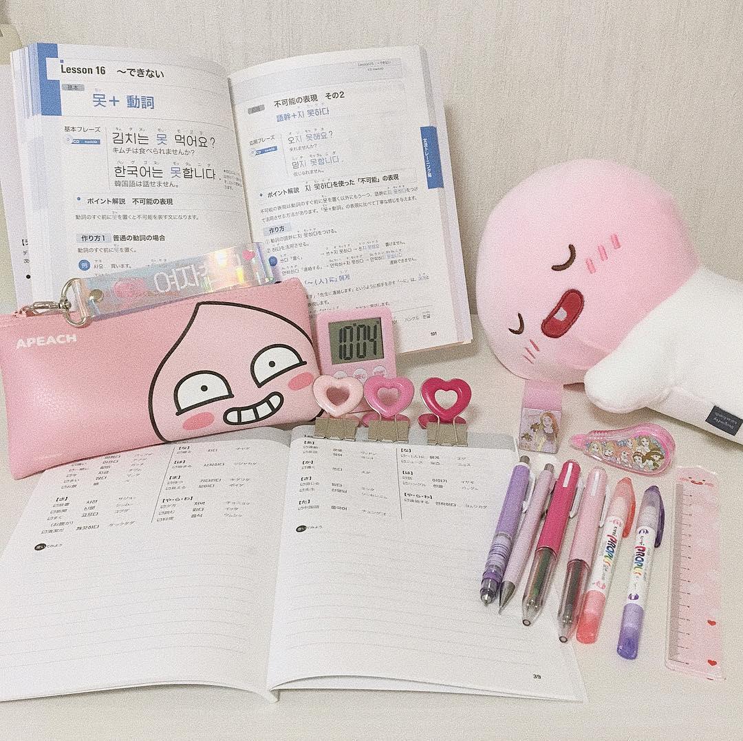 【初〜中級】韓国語のおすすめ勉強方法をご紹介◎